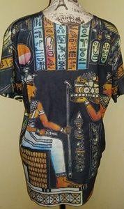 Men's Egyptian Tee SZ L